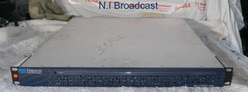 Omneon 6 channel multiport unit  ( mip3006)