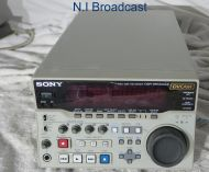 Sony dsr1000ap 2 channel hard disk SDI recorder with slo mo
