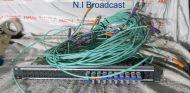 TSL video 1U jackfiled with BNC cable and U links