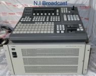 Sony dvs2000C 16channel SDI 1me vision mixer