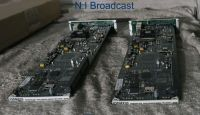 2x snell iqdmx33 3g / hd de emebdder and frame sync
