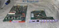 2x Axon hsi12 HD cards X31 Cue encoder/decoder