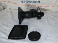 Canon hj11e x 4.7 iase wide angle High definition lens with focus and zoom servo