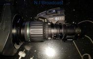 Canon hj14e x 4.3 iase super wide anlge high definition lens