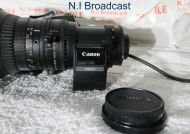 Canon high definition hj22e x 7.6 iase A broadcast lens, with extender (22x zoom) (ref 2)