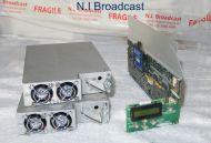 Miranda Densite 3 ethernet / frame controller card and 2x power supplies