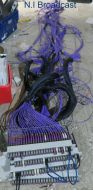 5x 26x1  jackfileds, canford  U links and 4metre HD cable wired