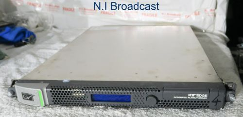 Grass Valley K2 Edge playout server / graphics   (server 4)