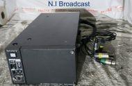 Sony hdcu1500 ( hdcu-1500) fibre optic HDSDI ccu for hd1500r / hdc2500r cameras