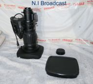 Canon hj14e x 4.3 irse wide angle High definition lens with original box and manuals