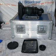 Canon kj10x4.5b irse A  wide angle High definition lens with flightcase ( like new)