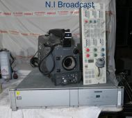 Philips LDK200 camera with CCU and RCP