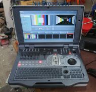 Sony anycast aws500hd 6 channel High definition vision mixer, audio mixer and IP streamer for internet.