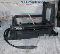 Sony ca-905f camera cradle for large box lenses
