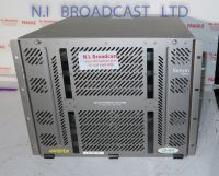 Evertz Xenon 128x128 3G video router matrix (3G, HD and SD formats), with 3G reclocking