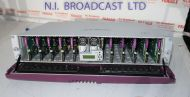 Grass Valley densite 2 rack with 10x HD / SD / ASI changeovers HCO1822and 2x PSU (ref 17)