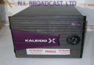 Miranda Kaleido X 96x input channel HDSDI high defintion multiviewer with 4x DVI outputs , (96x in,   4x out)