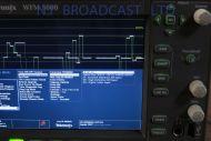 Tektronix wfm5000 HD / SD waveform vectorscope with PSU