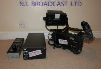 20x Sony hdc1500r multiformat high definition fibre camera channel (6 year old) with 2inch and 7inch LCD viewfinders.
