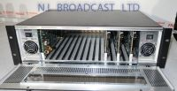 Evertz XX 7800FR frame with 2xPSU, 3x 7800tm2-3g 3G time code generators processors