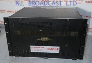 Evertz mvp3000 multiveiwer with 64x HDSDI inputs and 4xoutputs HDSDI / DVI