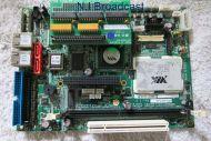 1x Nova-luke-1g-r10 ( novaluke1gr10) PC board with CPU (no heatsink, 1Ghz CPU,