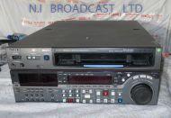 Sony dvw-m2000p digi beta multiformat recorderwithSP, Sx, digi beta, IMX , high speed playback (6331 drum)