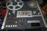 Studer A810 reel to reel recorder