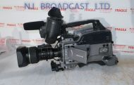 Sony XDCAM HD PDW-F330 camcorder with HD 20x Canon lens and viewfinder