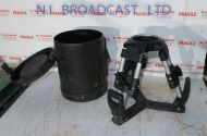 Sachtler 5122 Baby Legs Tripod Sold with case. 100mm bowl