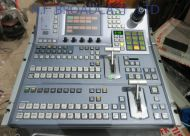 Sony mks2015 1.5ME vision mixer panel (used with mfs2000 previosuly)