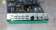 2x vistek probel v1633 audio multiplexer cards and rear connectors