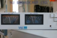 VSC design 2x audio ppm with 4x inputs, timecode and speaker output, (ref 2)