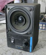 Canford powered amplified speaker