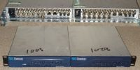 2x Omneon 1003a DV/MPEG plus mediaports with rack tray (DV