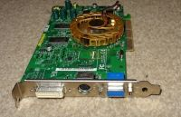 Asus V9520/ TD 128mb AGP graphics card