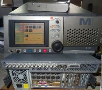 Grass Valley M server 4 channel SD video server with playlist