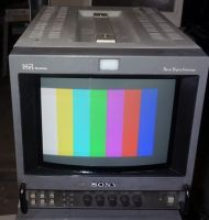 Sony bvm-9044D SDI 10inch monitor with 16:9