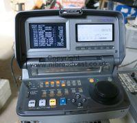 Sony pdw-V1 xdcam portable player (166 laser hrs)