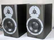 Pair of Dynaaudio bm5a mkii speakers (excellent condition)