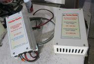 Panda fischer generator 24v  fan controller and 220v to 24v converter box